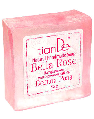 "Натурален сапун ""Bella Rose"""